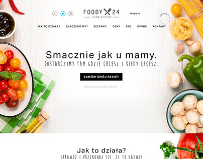 Foody24 - diet catering