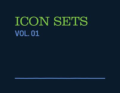 Icons Set Vol.01