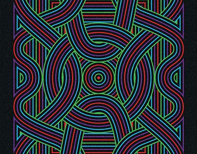 SPLASH : 6-Color Symmetrics.