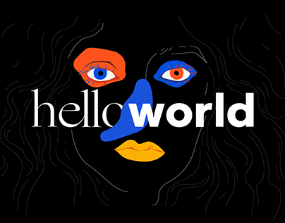 hello world agency - portfolio web design