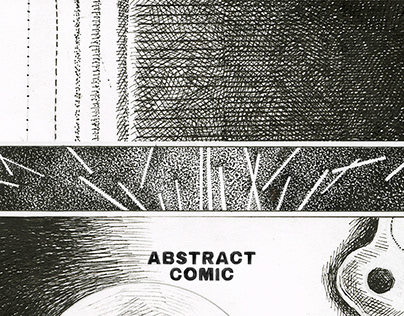 Abstract Comic - Exploration