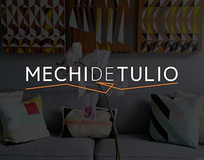 Mechidetulio / Diseño de logotipo