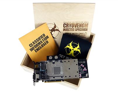 Brand Identity: VisionTek Cryovenom R9 290