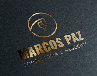 Marcos Paz - Identidade Visual