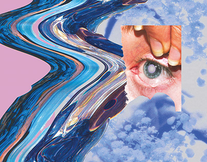 Digital Collages and Photography by Lauren Corless