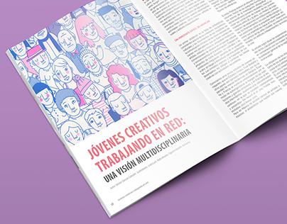 Serendipi Magazine | Editorial Design