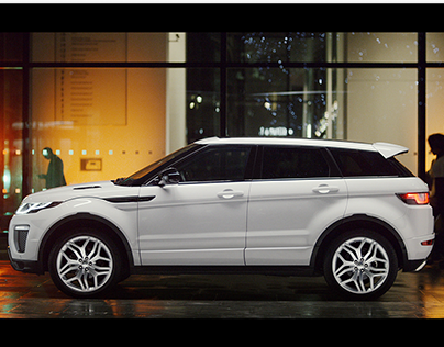 All New Range Rover Evoque Launch