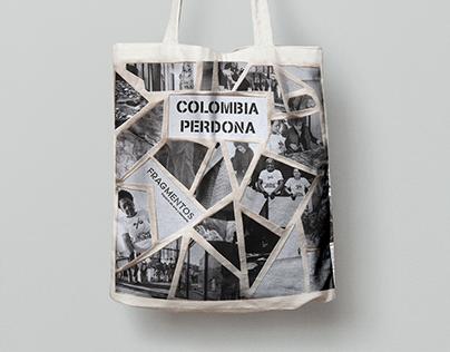 DISEÑO · Colombia Perdona (2019)