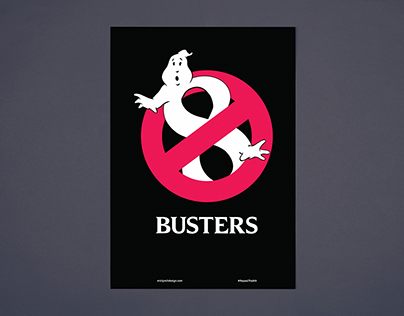 8thBusters Poster