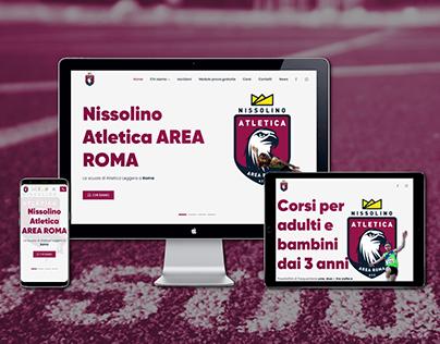 🔥 web design | athletics club