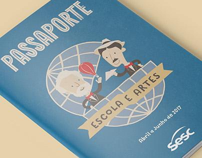 PASSAPORTE – ESCOLA E ARTES