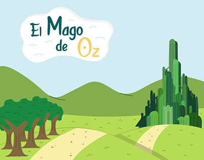 El Mago de Oz - Interactivo