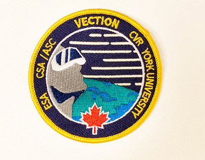 Vection mission patch