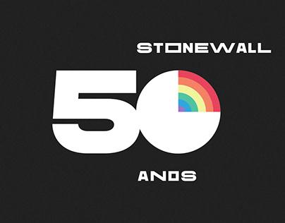 STONEWALL 50 ANOS