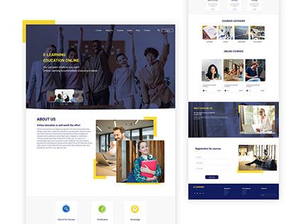 E-Learning Online