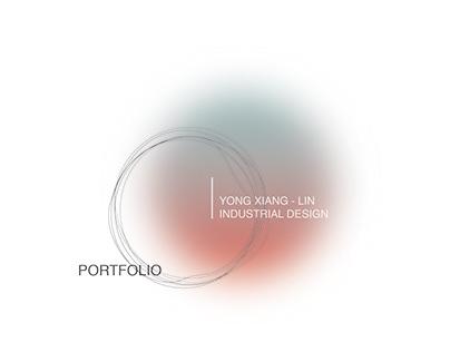 Industrial Design Portfolio 2020 - Yong-Xiang Lin