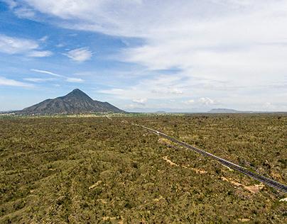 Cerro de Pizarro. Veracruz, Mexico.