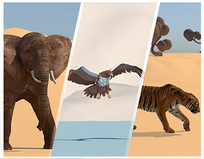 Heavy, agile, and flying creatures