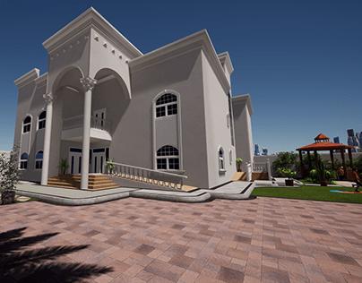EXTERIOR DESIGN-MR ADEL ABDULLAH -ABUDHABI 2019