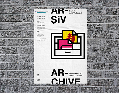ARŞİV – ARCHIVE Twenty Years of Grafist Exhibition
