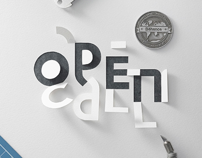 Making the cut: Behance Reviews Manila OPEN CALL Poster