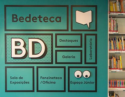 Bedeteca — Câmara Municipal da Amadora