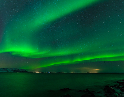 Northern Lights Lofoten/Harstad