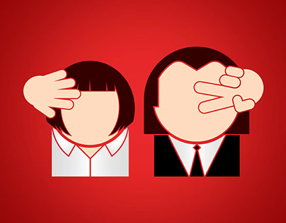 Citizens of the World (minimalist pop culture icons)
