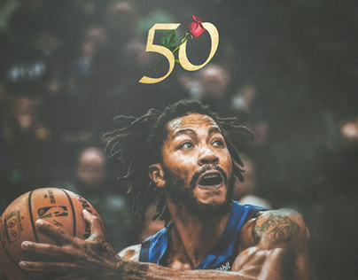 Derrick Rose: 50 Points | By Grant Thomas