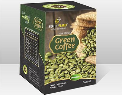 Coffee Box Printing
