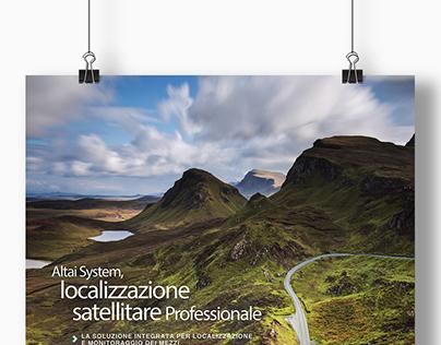 Adv settore satellitare