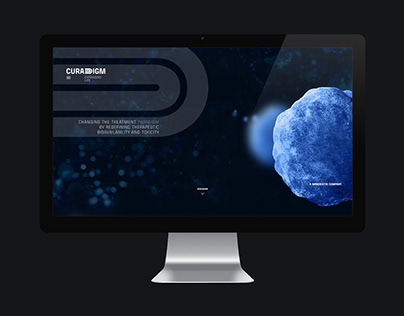 The Curadigm Web Designs.