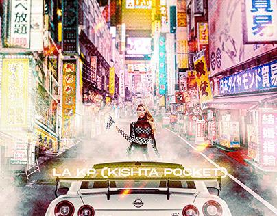 ALBUM COVER ART   LA KP