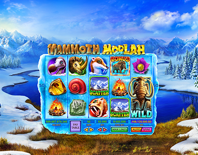Mammoth Moolah Slot