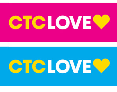 CTCLOVE graphic rebrand