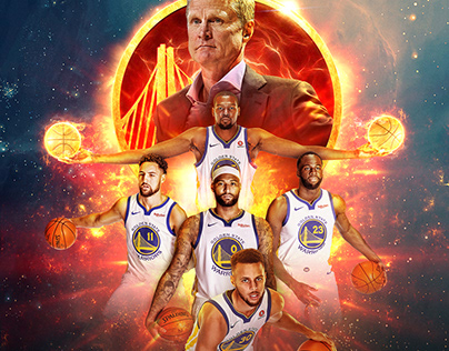 Golden State Warriors - Avengers Theme