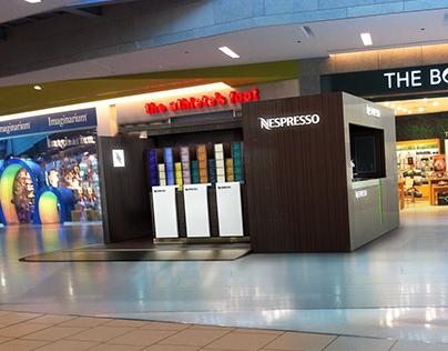 Nespresso PopUp Store - Sintra (Portugal)