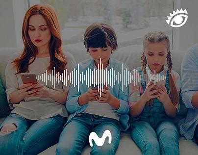 Movistar RADIO / Notificaciones