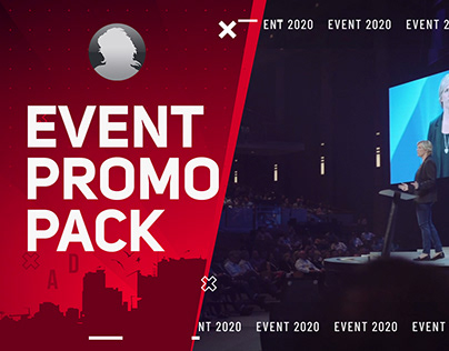 Event Promo Pack - After Effects Template