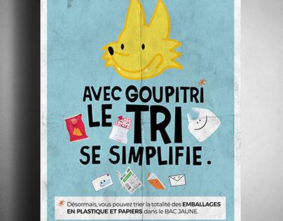Campagne de nouvelles consignes de tri 2022 Nièvre