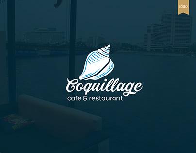 Rebranding Logo Coquillage