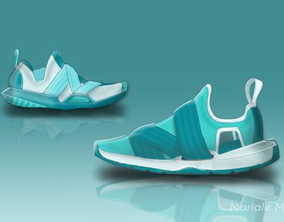 Footwear Visualisation