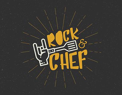 ROCK & CHEF - Identidad