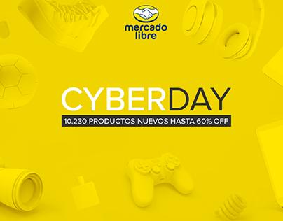 Cyberday / Mercado Libre