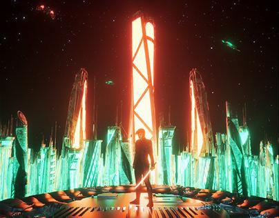 SKAN - Alive (3D Project)