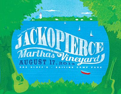 Jackopierce Gig Posters