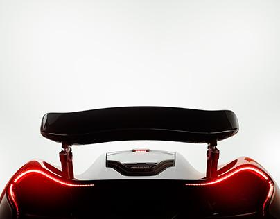 McLaren x Esquire
