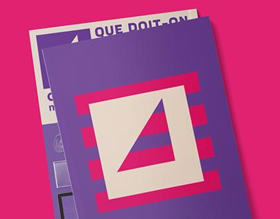 Projet Scolaire : Grenier Magazine