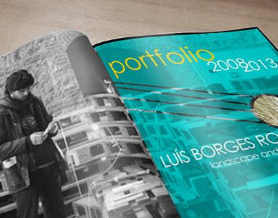 Bachelor's Portfolio Magazine Project 2012
