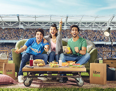 Uber Eats ICC World Cup 2019